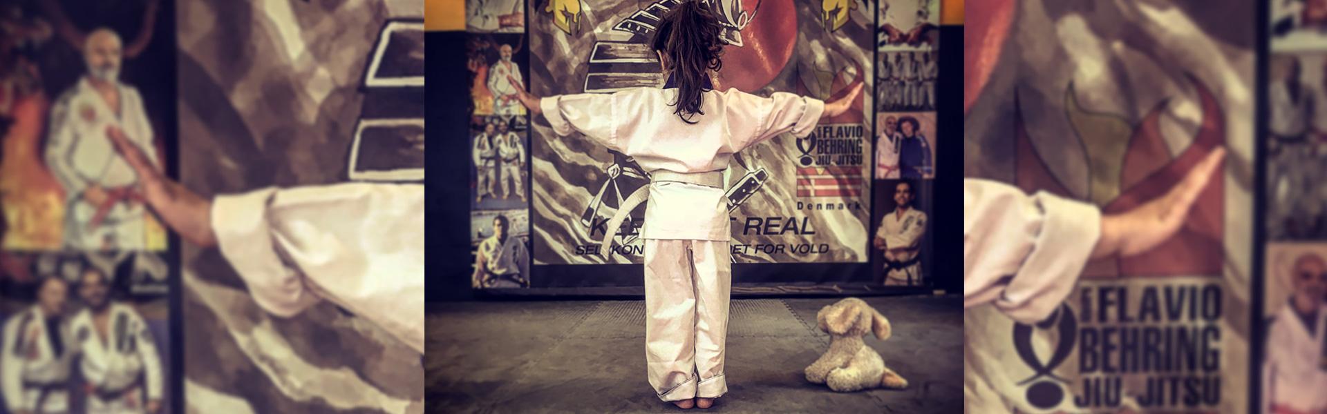 Helsingør Kampsportscenter til kungfu for børnehold i alderen af 4 til 13 år