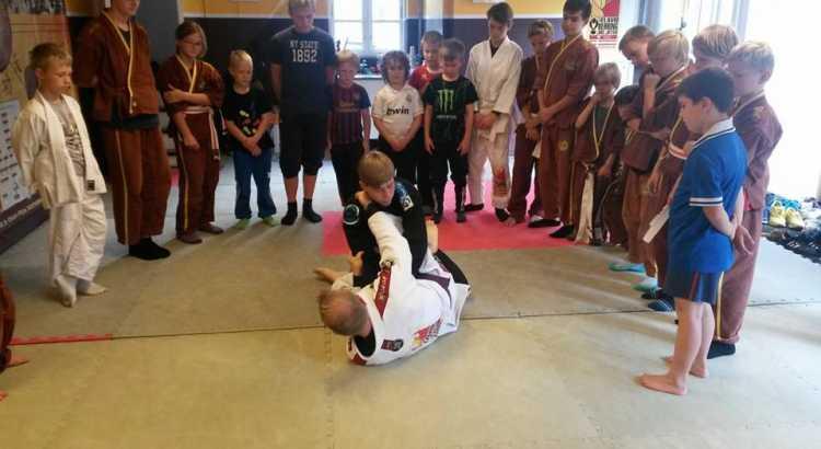 Summercamp i helsingør kampsport center