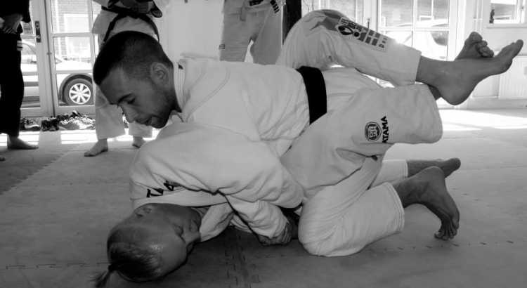 Amazing workshop with BJJ Black Belt Alex Thomanns