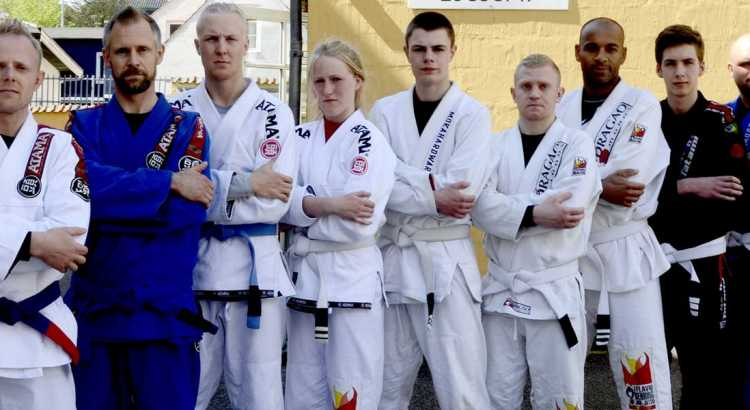 Træn BJJ Brasiliansk Jiu-Jitsu i Helsingør Kampsportscenter