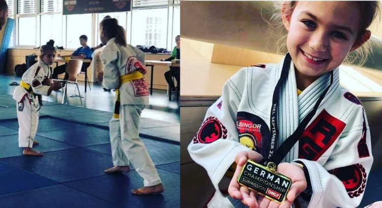 Evolet Elise Boris German Brazilian Jiu Jitsu Championship 2018
