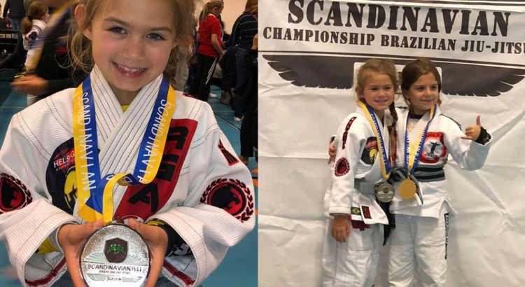 Evolet gør som altid hendes bedste, hun taber desværre sin Super fight, men hun vinder igen en flot Sølvmedalje