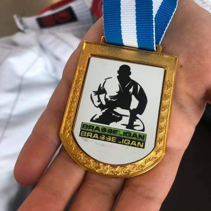 Evolets guldmedalje